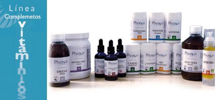 Complementos vitamínicos Photon